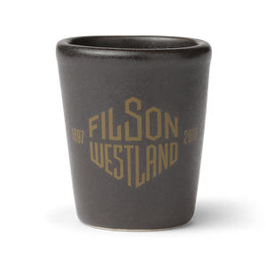 Filson x Coldfoot STONEWARE Shot Glass