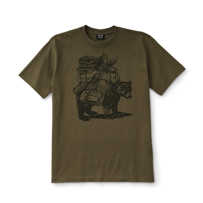 Filson Coldfoot Bear T-Shirt