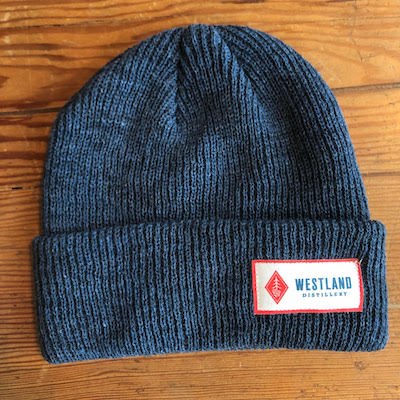 Spacecraft Dock Beanie Blue