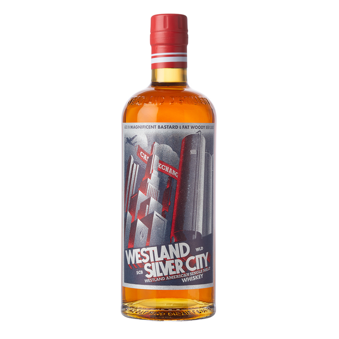 750ml Silver City Cask Exchange