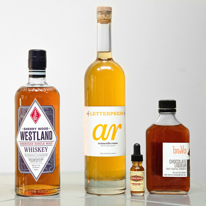 Cocktail Kit - Old Fashioned Terry