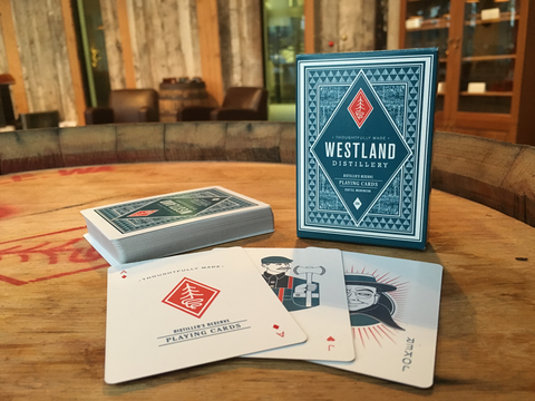 Deck of WLD Playing Cards