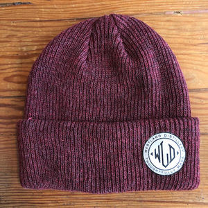 Spacecraft Dock Beanie Red