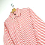 Load image into Gallery viewer, Boss Long Sleeved Button Up Striped Shirt Pink