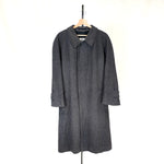 Load image into Gallery viewer, Aquascutum Grey Wool Coat