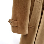 Load image into Gallery viewer, Burberry Brown Wool Coat