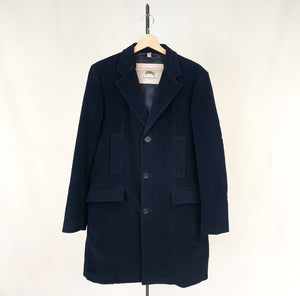 Burberry Velvet Coat/Long Blazer