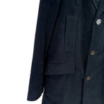 Load image into Gallery viewer, Burberry Velvet Coat/Long Blazer