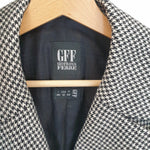 Load image into Gallery viewer, GFF Gianfranco Ferre Houndstooth Blazer