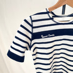 Load image into Gallery viewer, Pierre Cardin Nautical Knit T-Shirt