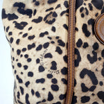 Load image into Gallery viewer, Dolce & Gabbana Leopard Shopper Bag