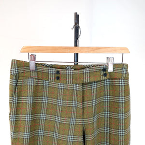 Paul Smith Plaid Pants