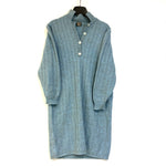 Load image into Gallery viewer, Fendi Light Blue Knitted Tunic
