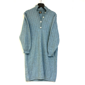 Fendi Light Blue Knitted Tunic