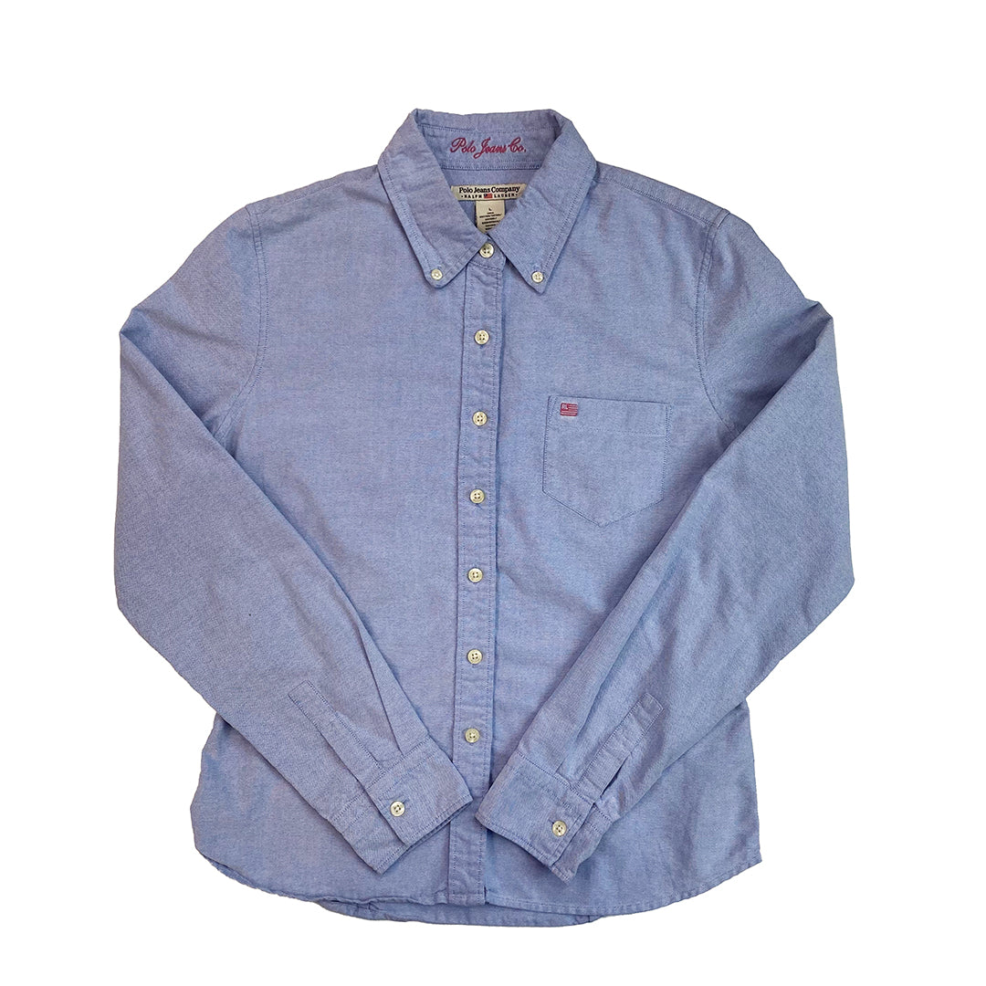 Ralph Lauren Polo Jeans Co. Light Blue Shirt
