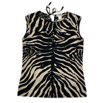 Load image into Gallery viewer, Dolce & Gabbana Zebraprint Top