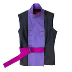 Load image into Gallery viewer, Alpana Bawa Multi Color Waistcoat