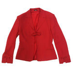 Load image into Gallery viewer, Versace Classic Red Blazer