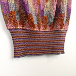 Load image into Gallery viewer, Missoni 70s Sparkly Knit Tank Top