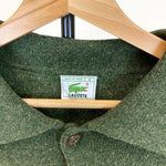 Load image into Gallery viewer, Lacoste Green Cardigan