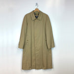 Load image into Gallery viewer, Burberry Trench Coat (Made Exclusively for Berti) Beige
