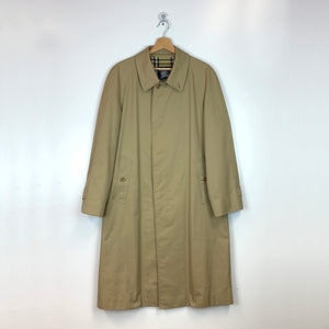 Burberry Trench Coat (Made Exclusively for Berti) Beige