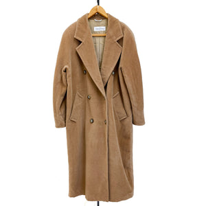 MaxMara Camel Wool Coat