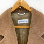 Load image into Gallery viewer, MaxMara Camel Wool Coat