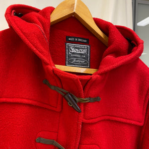 Gloverall Wool Hooded Duffle Coat