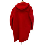 Load image into Gallery viewer, Gloverall Wool Hooded Duffle Coat