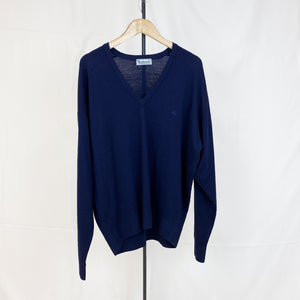 Burberry Navy Jumper