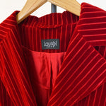Load image into Gallery viewer, Laurèl Red Blazer