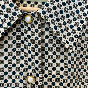 Roccobarocco Patterned Blouse