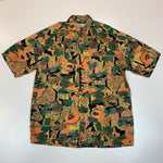 Load image into Gallery viewer, Tropical Printed Shirt