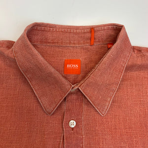 Hugo Boss Linnen Shirt