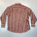 Load image into Gallery viewer, Tiber Red White Striped Shirt