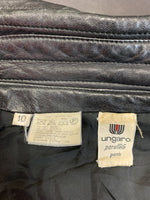 Load image into Gallery viewer, Leather Jacket by Ungaro