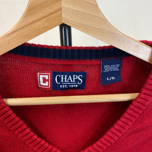 Chaps Red Spencer