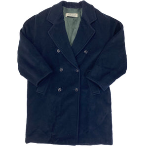 Max & Co. Blue Wool Coat