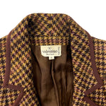 Load image into Gallery viewer, Valentino Multi-color Houndstooth Blazer