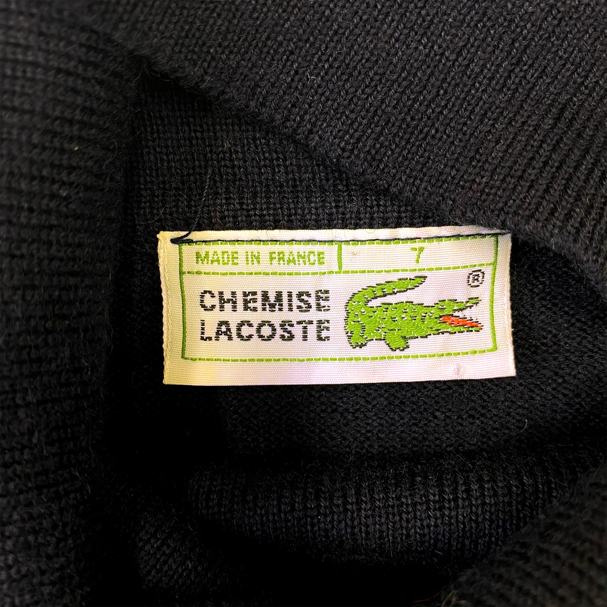 Lacoste Turtleneck Dark Blue Jumper