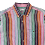 Load image into Gallery viewer, Lacoste Striped Button-down Shirt