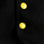 Load image into Gallery viewer, Navy Marine Coat