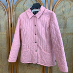 Load image into Gallery viewer, Pink Barbour Quilt Jacket