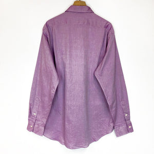 Polo by Ralph Lauren Purple Shirt