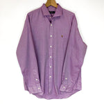 Load image into Gallery viewer, Polo by Ralph Lauren Purple Shirt