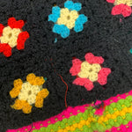 Load image into Gallery viewer, 70's Floral Crochet Top