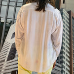 Load image into Gallery viewer, White Emporio Armani Blouse