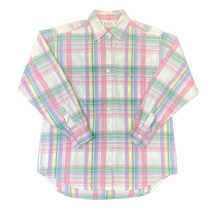 Colorful Plaid Shirt