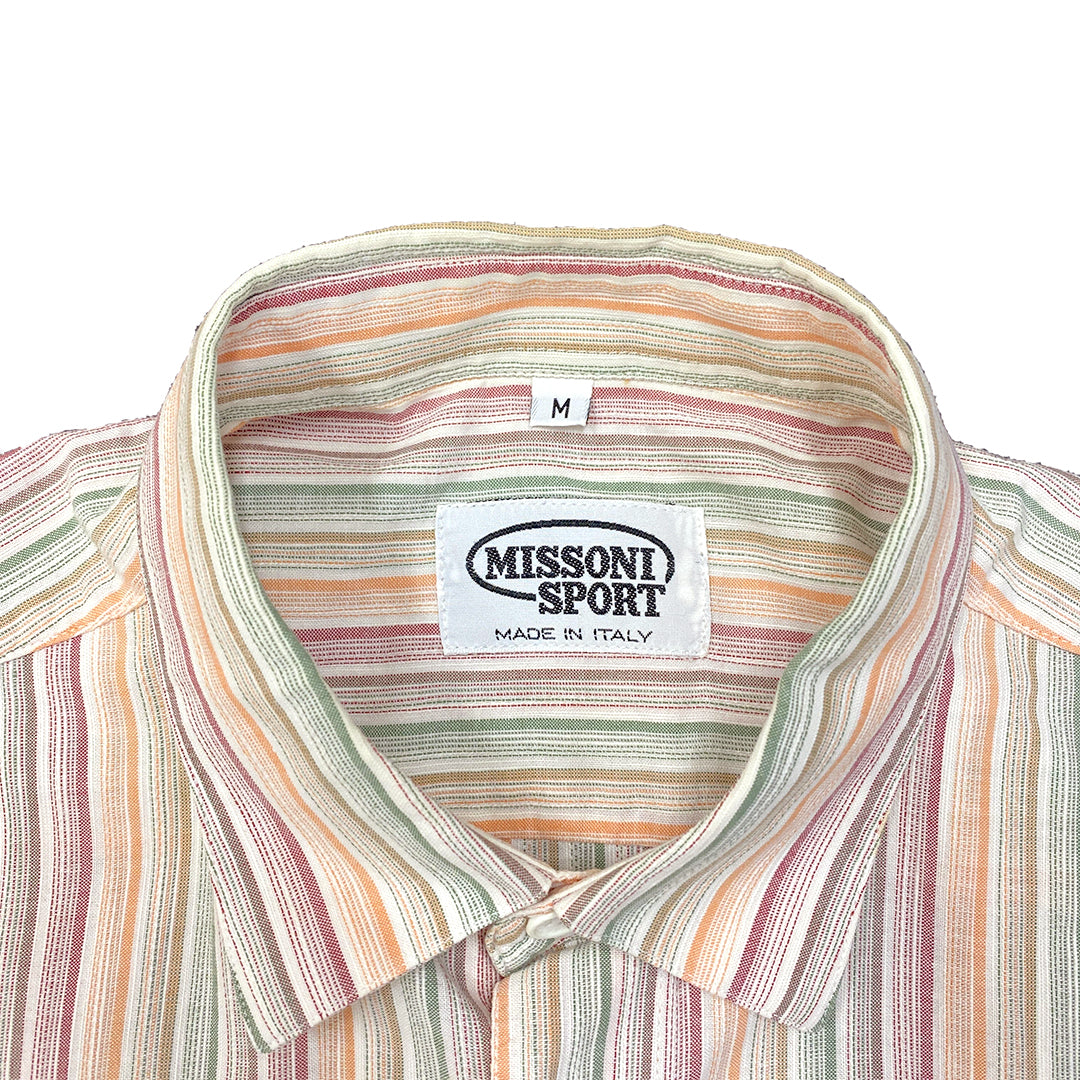 Missoni Sport Colorful Shirt